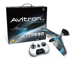 Avitron-V2-0-Radio-Controlled-Bird-Bionic-Ornithopter-RTF-RC-Bird