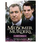 Midsomer Murders - Set 10 (DVD, 2008, 4-Disc Set)