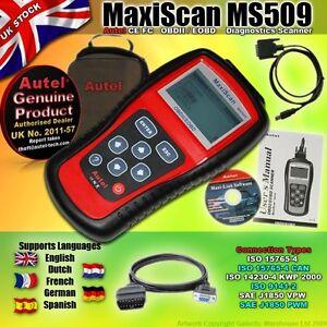 AUTEL-MAXISCAN-MS509-OBD2-EOBD-Diagnostic-Code-Reader