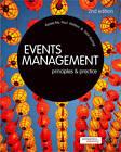 Events Management: Principles and Practice by Paul Walters, Razaq Raj, Tahir Rashid (Paperback, 2013)