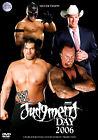 JUDGEMENT DAY 2006 (DVD, 2008)