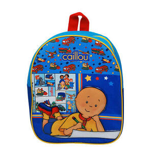 Caillou-Large-Backpack