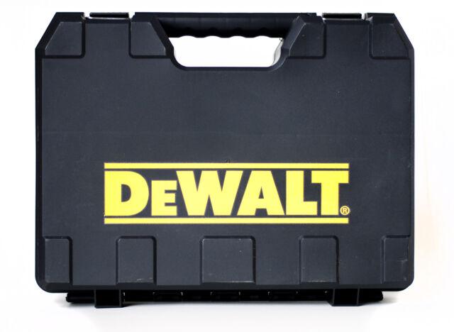 New Dewalt 18V 18 Volt DC970 Tool Case Tool Box  Holds 2 Batteries & Charger