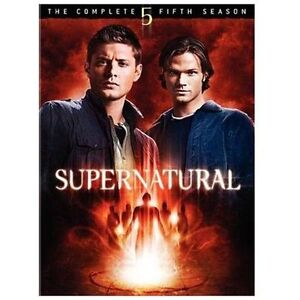 Supernatural-The-5-Fifth-Season-DVD-2010-DISC-2-ONLY
