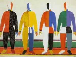 8 x 6 Art Kazimir Malevich Ceramic Mural Backsplash Bath Tile #139