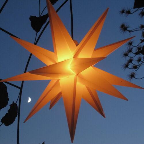 Iluminado Estrellas Exteriores de Navidad Plegable Incl. Nueva Versión