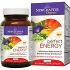 New Chapter Chapter Organics Perfect Energy Multi Vitamin Tablets 72 ea