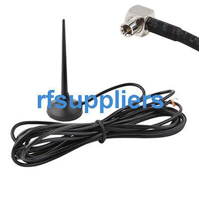 3G/4G GSM/UMTS antenna Virgin Mobile Broadband2Go MC760 OVATION TS9 connector