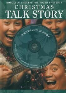Christmas In Hawaii Movie.Details About Christmas Talk Story Book Cd Honolulu Theater For Youth Humor Hawaii Pidgin