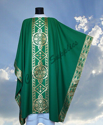 Chasuble Vestment Kasel Messgewand Casula MX013-Z