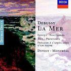 Claude Debussy - Debussy: La Mer; Images; Nocturnes; Printemps (1999)