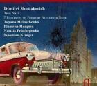 Dmitry Shostakovich - Shostakovich: Trio No. 2; 7 Romances to Poems by Alexander Blok (2007)