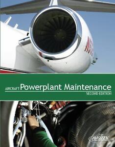 CompéTent Avion Motorisation Entretien Avotek Parfait Livre De Poche-afficher Le Titre D'origine