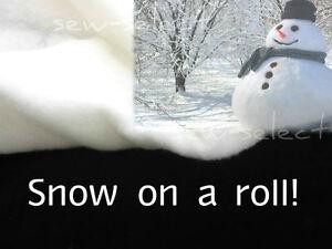 Fake-snow-10m-70cm-roll-White-fake-snow-effect-blanket-Christmas-Xmas-decoration