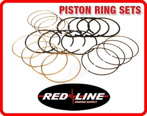 *CHROME PISTON RINGS* Honda CRV 2.4L DOHC L4 K24A1//K24Z1  2002-2009  STD 020