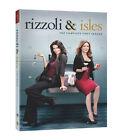 Rizzoli & Isles : Season 1 (DVD, 2012, 3-Disc Set)
