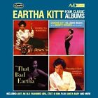 Eartha Kitt - Four Classic Albums (Down To Eartha/St. Louis Blues/That Bad Eartha/Thursday's Child, 2009)