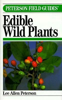 A Field Guide to Edible Wild Plants of Eastern and Central North America (Peter