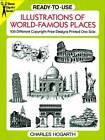 Ready-to-Use Illustrations of World-Famous Places: 109 Different Copyright-Free Designs Printed One Side by Charles Hogarth (Paperback, 1993)