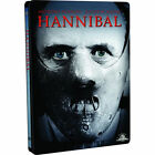 Hannibal (DVD, 2007, 2-Disc Set, Collectors Edition Steelbook)