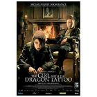 Pop Culture Graphics The Girl with the Dragon Tattoo 27x40 Movie Poster (2009) (556246)