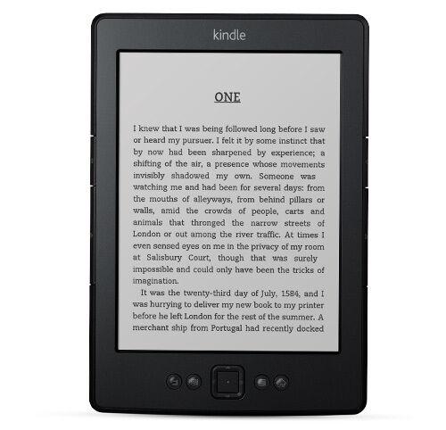 "Amazon Kindle 4 6"" E Ink Display 4GB Wi-Fi Brand New Sealed 2014"