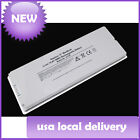 """Battery For Apple Macbook 13"""" Inch A1185 A1181 White"""