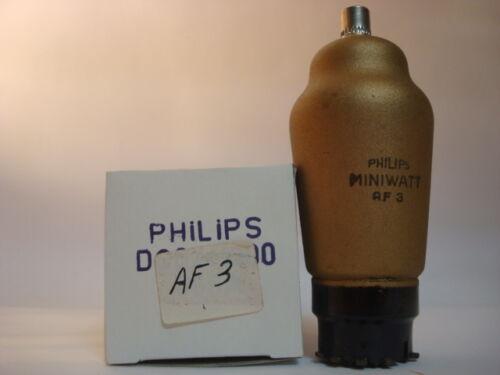 AF3  PHILIPS TUBE NOS TUBE.
