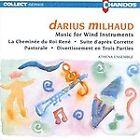 Darius Milhaud - Milhaud:Music For Wind Instruments (1991)