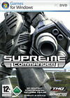Supreme Commander (PC, 2007, DVD-Box)