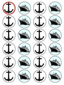 Boat Cake Toppers Uk