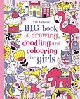 Big Book of Drawing, Doodling & Colouring for Girls by Usborne Publishing Ltd (Paperback, 2012)