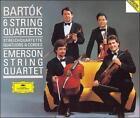 Bela Bartok - Bartók: Six String Quartets (1988)