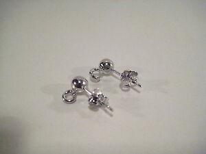 6-Palline-con-perno-x-orecchini-Argento-925-AREZZO-Confezione-da-3-coppie