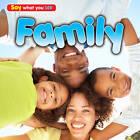 Family by Rebecca Rissman (Hardback, 2013)