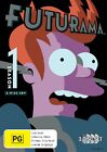 Futurama : Season 1 (DVD, 2013, 3-Disc Set)