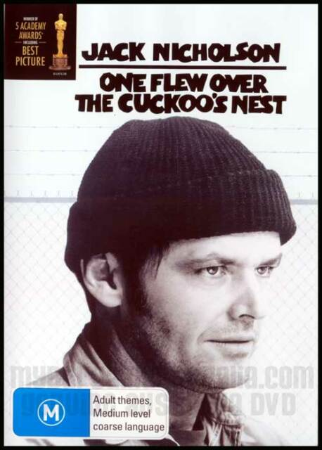 One Flew Over The Cuckoo's Nest (DVD, 1999)