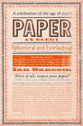Paper: An Elegy by Ian Sansom (Hardback, 2012)