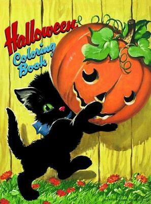 Novelty Coloring Book Ser.: Halloween Coloring Book by Golden Books Staff...
