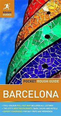 Pocket Rough Guide Barcelona (Rough Guide Pocket Guides) by Brown, Jules