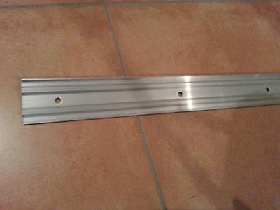 (2,99€/1m)2m Kapleiste Wandanschluss-Profil Wandanschlussleiste Kappleiste
