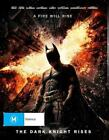 The Dark Knight Rises (DVD, 2012)