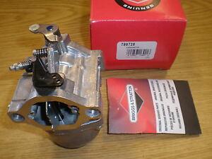 Oem-Briggs-amp-Stratton-Engine-Lawnmower-Carburetor-Carb-799728-494392-494502