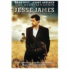 The Assassination of Jesse James by the Coward Robert Ford (DVD, 2008)