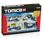 Tomy Tomica 85103 Hyper City Rescue Police Vehicles (4-Pack) - 5011666851030