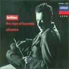 Benjamin Britten - Britten: The Rape of Lucretia; Phaedra (1990)