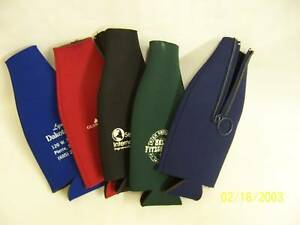 10-Piece-Lot-Assorted-Zippered-Bottle-Koozies-Wholesale-Keep-Beer-Cold