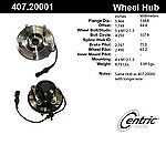 Centric Parts 407.20001E Front Hub Assembly