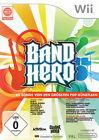 Band Hero (Nintendo Wii, 2009, DVD-Box)