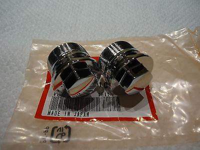 Honda FORK BOLTS CAPS CB250 CM185 CM185T CM200 CM200T CM250 CM250C CM400 CM400T